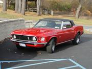 Ford Mustang 7539 miles